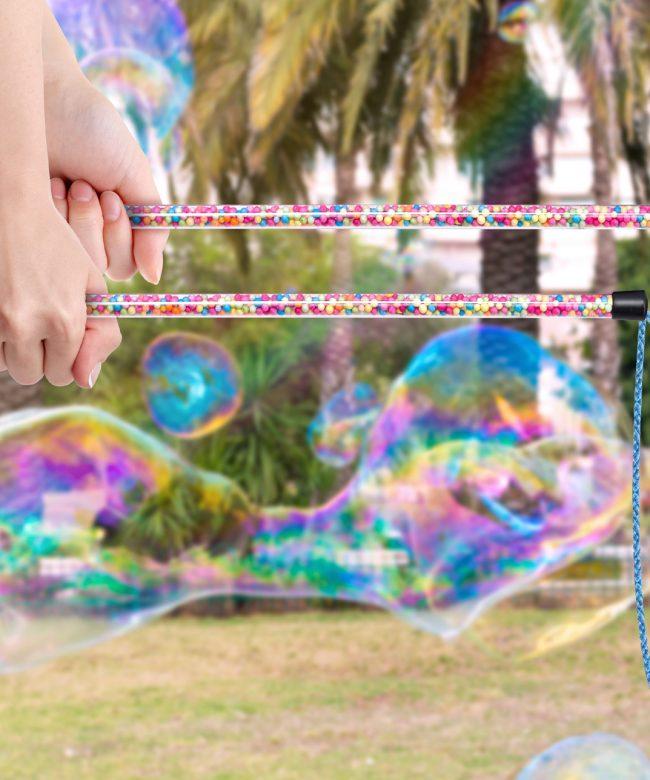 בועות סבון ענקיות ליום הולדת